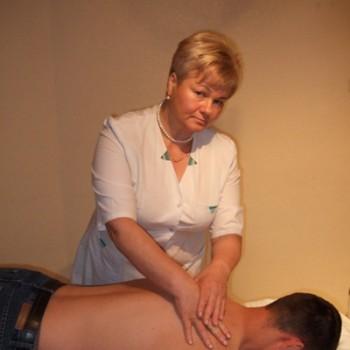 Gydomasis masažas Telšiuose