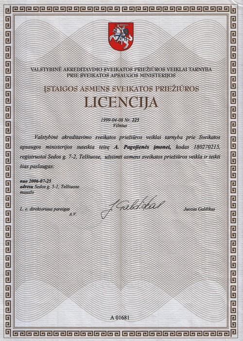 Licencija1